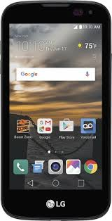 black friday boost mobile boost mobile lg k3 with 8gb memory prepaid cell phone black