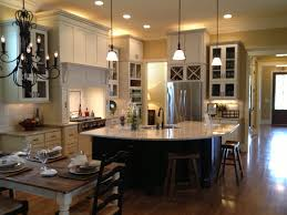 kitchen excellent open plan kitchen dining room design with gold