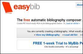MLA   Visual Guide   Photographs Using Technology Better http   info easybib com easybib and glogster