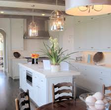Best Lighting For Kitchen Island by Kitchen Amazing Kitchen Double Glass Pendant Lights Over White