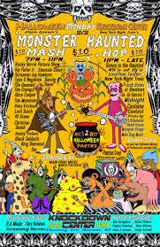 monster mash halloween monster mash u0026 new york night train u0027s haunted hop the knockdown