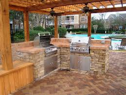 Design Your Own Outdoor Kitchen Cool Outdoor Kitchen Designs Dallas 2017 Designs And Colors Modern