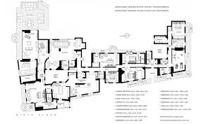 Penthouse Floor Plans 40 Million 10 000 Square Foot Penthouse In London England Homes
