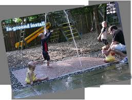 Cool Backyard Toys by Diy Splash Pad For Our New Yard Outdoor Projects Pinterest