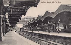 Coborn Road railway station