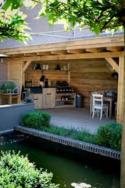 best 20 covered outdoor kitchens ideas on pinterest backyard