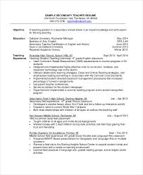 Sample Objectives In Resume For It by 18 Sample Resume Objectives Free Sample Example Format Free