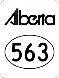 Alberta Highway 563