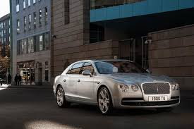 bentley continental flying spur by car magazine