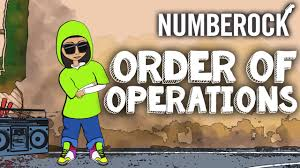 4th Grade Order Of Operations Worksheets Order Of Operations Song Pemdas Rap By Numberock Youtube