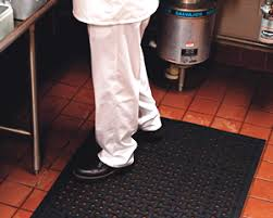 Commercial Kitchen Flooring Options by Kitchen Floor Mats