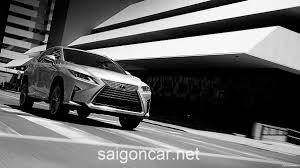 hang xe lexus tai sai gon giá xe lexus rx 350 2018 nhập khẩu khuyến mãi khủng