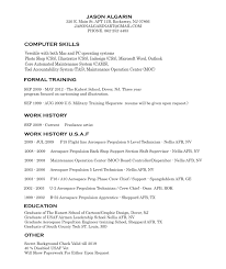 Example Skills Resume  ex of resume example skills section resume       resume