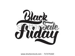 black friday artwork black friday sale badge handmade lettering stock vector 508528897