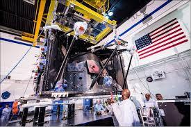 JWST   eoPortal Directory   Satellite Missions JWST Auto