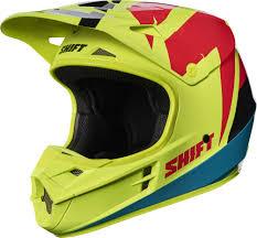 green motocross boots shift mx white label tarmac mens off road dirt bike dot motocross