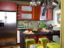 Small Kitchen Design Pictures by Kitchen Islands With Breakfast Bars Hgtv