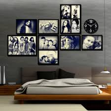 Home Interior Picture Frames by Decorating Ideas Elegant Image Of Bedroom Decoration Using Modern
