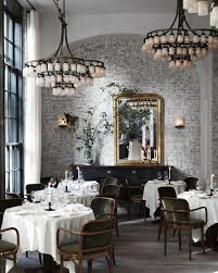 lexus hotel new york le coucou restaurant in new york by roman and williams roman