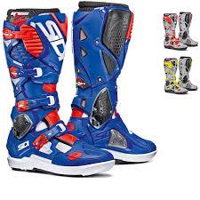 motocross half boots sidi crossfire 3 srs motocross boots motocross boots