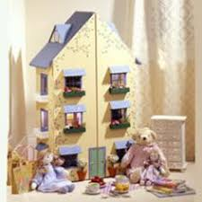 Miniature Dollhouse Plans Free by Girls Wooden Dollhouse Mansion For Barbie Dolls Kidkraft Kyla