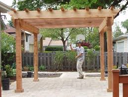 Small Pergola Kits by Western Red Cedar Pergolas