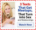 4 Cute & Romantic Text Messages To Send To A Girl | Turn Her On By