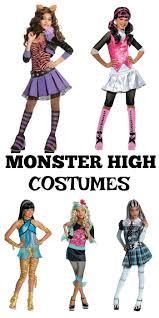 5 cute monster high kids halloween costumes the kid u0027s fun review