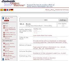 Online bibliography maker   Thesis help melbourne Kibin