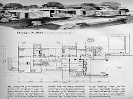55 mid century home plans mid century modern home plans 3 mid
