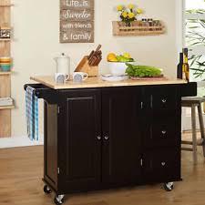 aspen 3 drawer cabinet spice rack drop rolling kitchen island