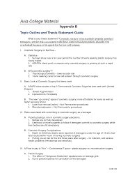 Resume Examples Outline Of Thesis Thesis Acknowledgments   Thesis and Dissertation   Research Guides at Sam