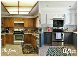 Updated Kitchen Ideas Remodelaholic Grey And White Kitchen Makeover