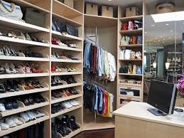 Space Saving Closet Ideas With A Dressing Table Wire Closet Shelving And Organization Systems Hgtv