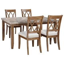 dining table signature design by ashley narvilla 5 piece