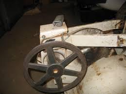 ih cub cadet 124 12 hp koehler rear roto tiller belt question