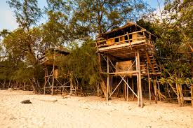 koh rong but so right go off grid on this small island in