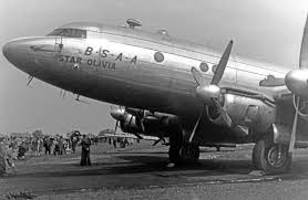 British South American Airways