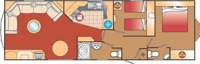 Caravan Floor Plan Layouts Static Caravan Hire Available At Trelander Camping U0026 Caravanning