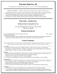 The Best Resume Templates 2015 by Interesting Nursing Resume Free Nurse Examples Templates New