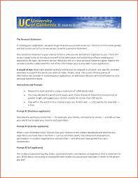 Uc Personal Statement Examples law School Personal Statement