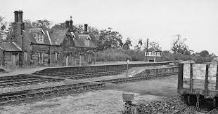 Brayton railway station