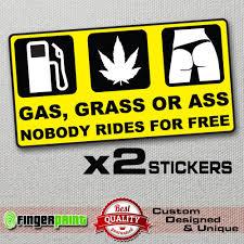 mazda car logo gas grass sticker decal vinyl jdm illest low honda toyota