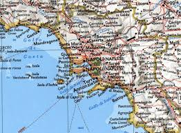 Como Italy Map by Napoli Map