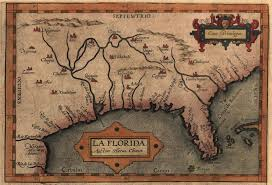 Arcadia Florida Map by 16th Century Pennsylvania Maps