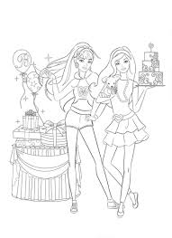 barbie fairy coloring pagesfree coloring pages for kids free