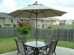Tablecloth For Umbrella Patio Table by Styles Picnic Table Umbrella Walmart Small Patio Table With