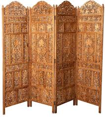 Room Divide by Sheesham Wood Room Divider Aarsun Woods