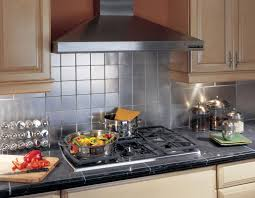 kitchen backsplash stain steel kitchen diamond backsplash metal