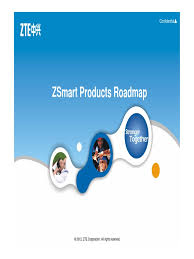 zte zsmart roadmap provisioning roaming